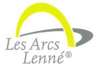 Les Arcs Lenné Logo